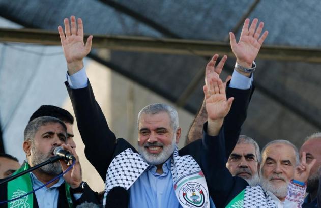 Haniyah, nuevo líder del grupo islamista Hamas