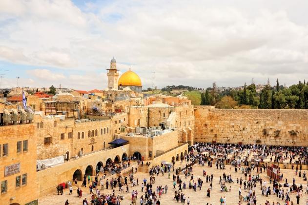 Israel jerusa