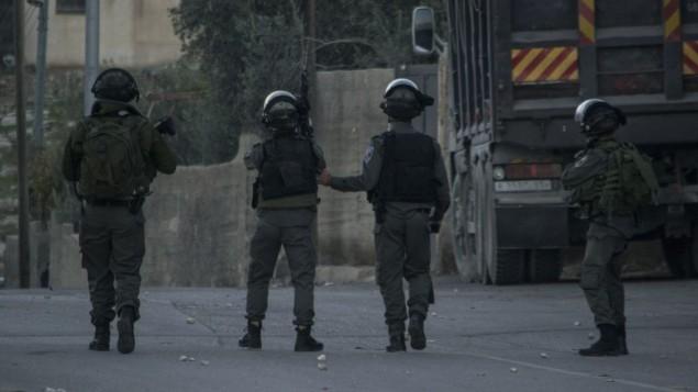 ataque palestino