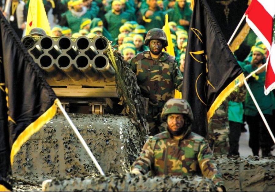 hezbollah milicia