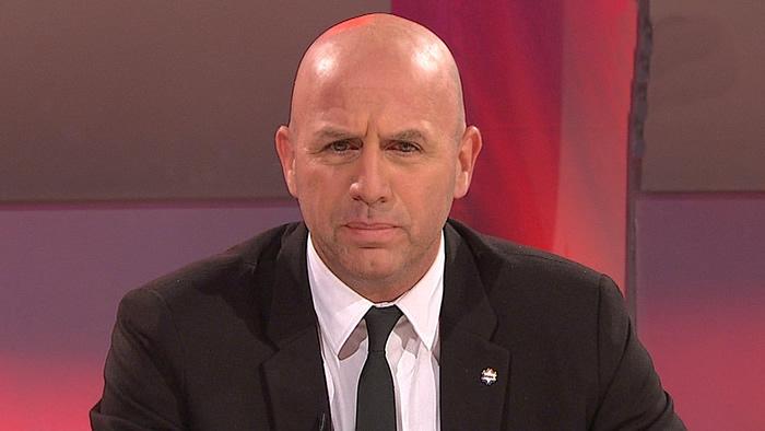 """Muerte/Nisman. Wolff: """"Ver a Lagomarsino brindando en la televisión me llenó de indignación"""""""
