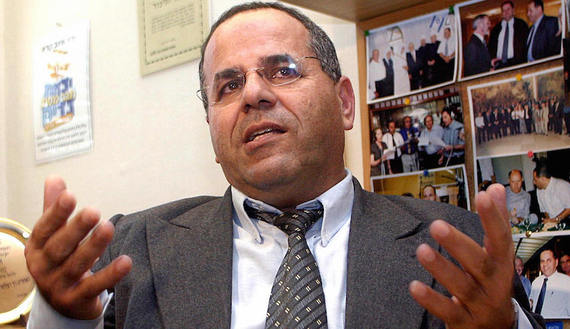 Israeli Druze MP from the Likud party, A