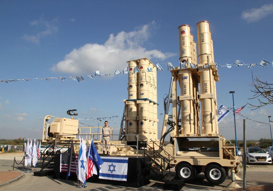 Alaska israel usa