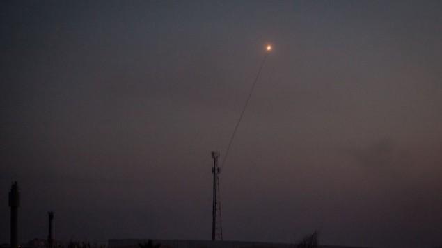 Gaza cohete