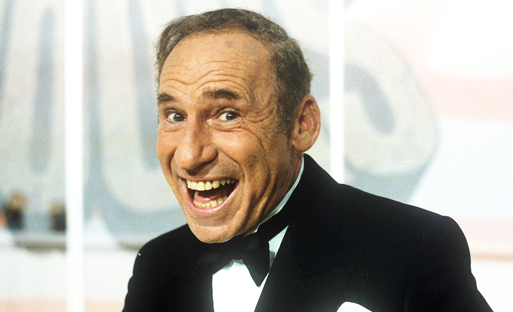 'An Audience with Mel Brooks' TV Programme. – 1983