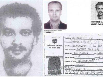 Samuel Salman El Reda, prófugo por el atentado a la AMIA