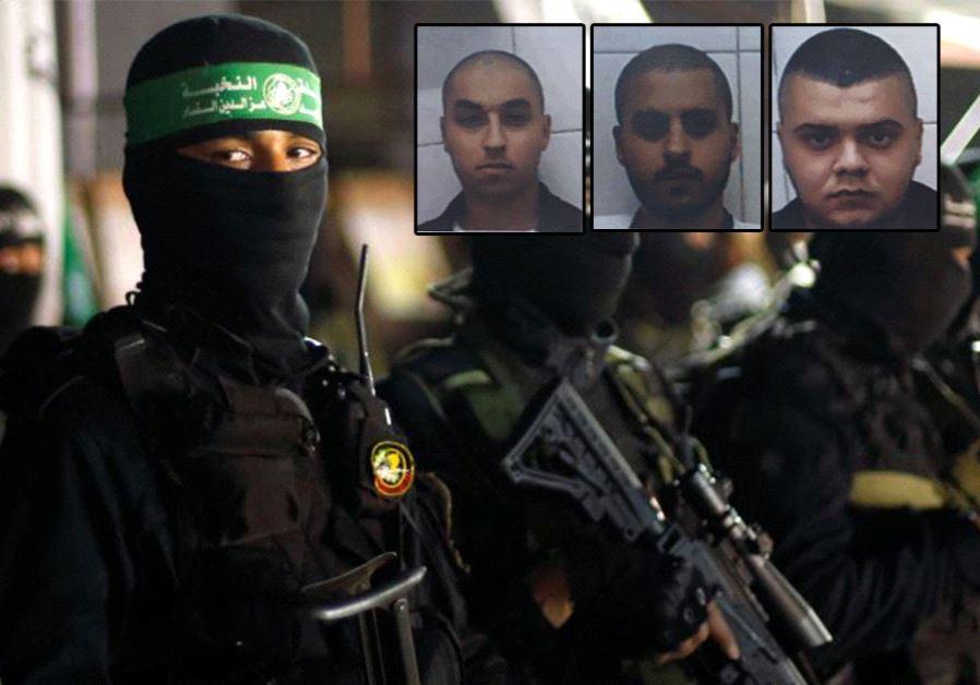 Terroristas árabeisraelíes Hamas