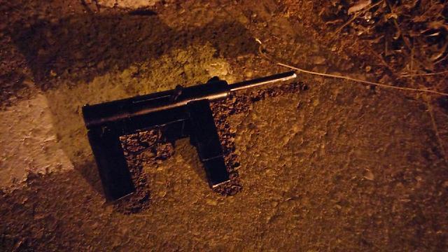arma terrorista