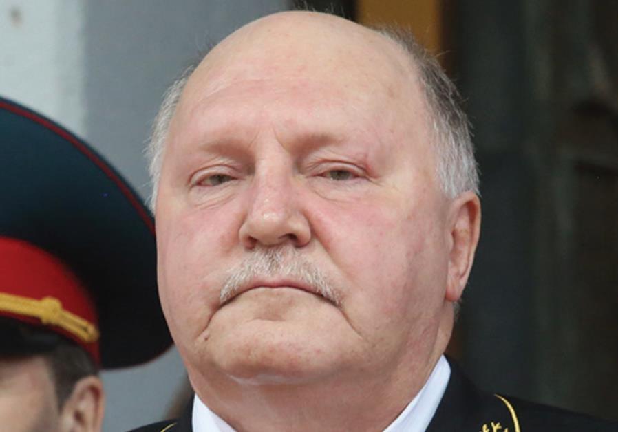 embajador ruso