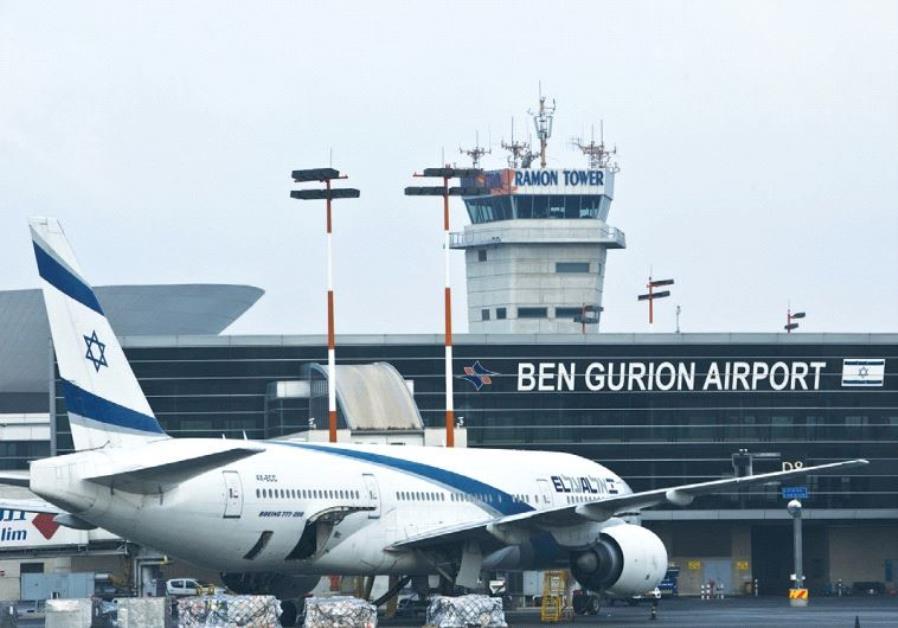 Ben Gurion Aeropuerto