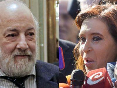 Bonadio y Fernández de Kirchner