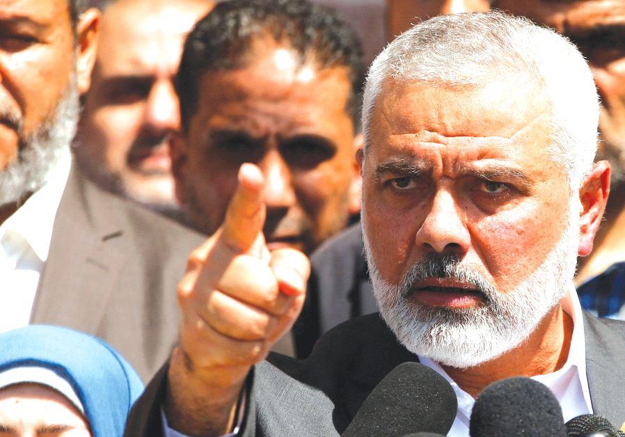 Hamas Ismail Haniyeh