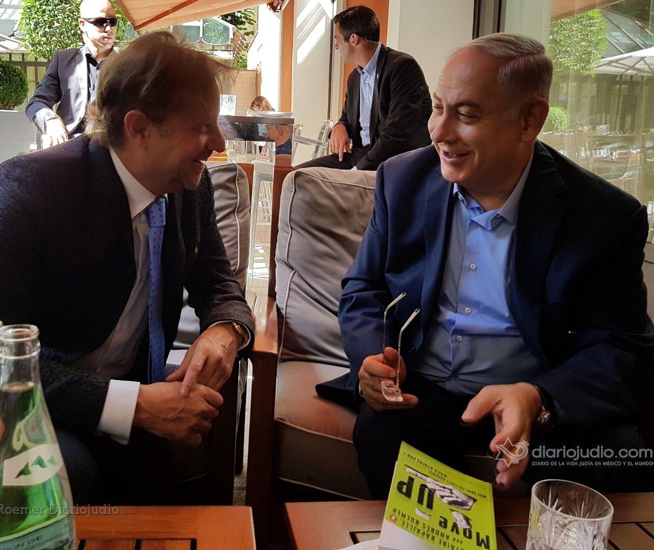 Netanyahu Roemer