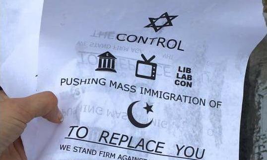 antisemitismo escocia