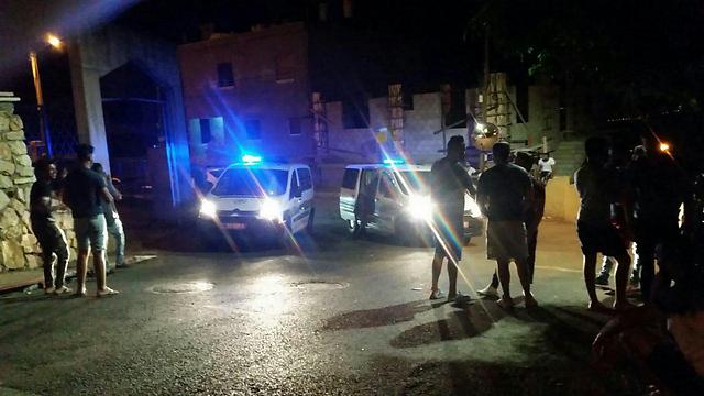 ataque mezquita