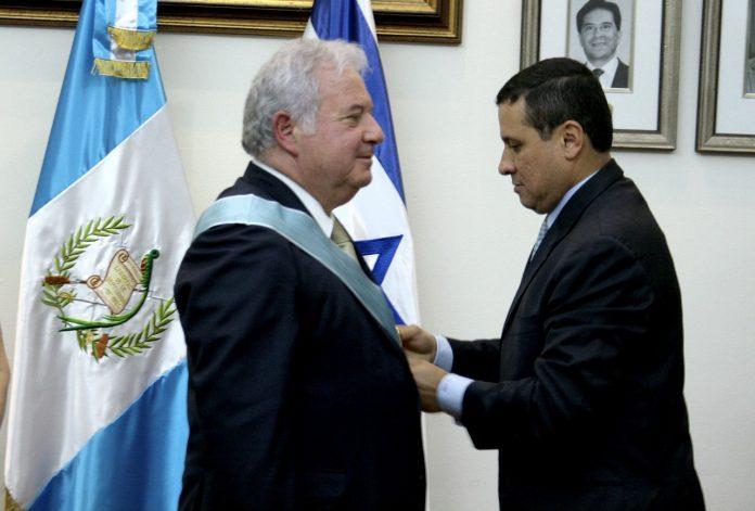 mosche bachar morales guatemala