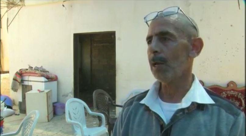 padre de terrorista palestino