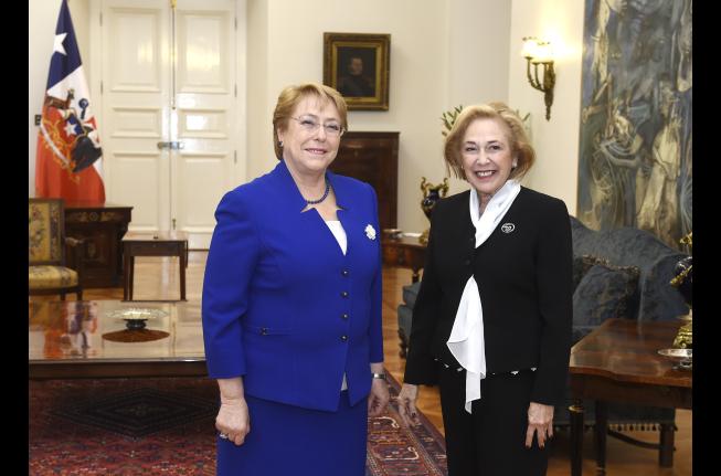 Bachelet chile