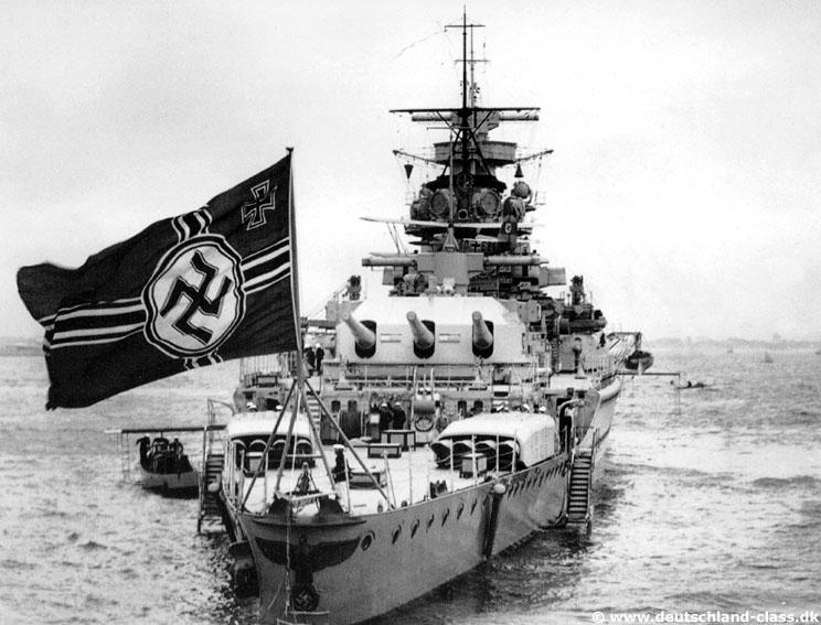 Graf spee buque nazi uruguay