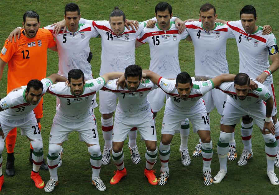 Irán futbol