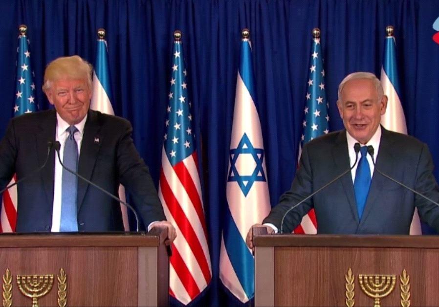 Netanyahu Trump residencia israel