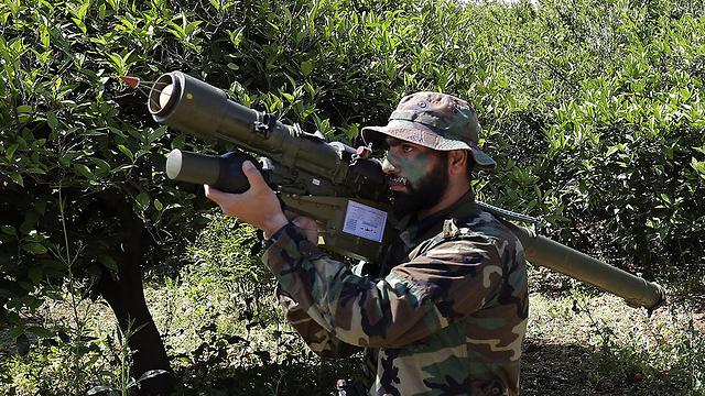 hezbollah militar