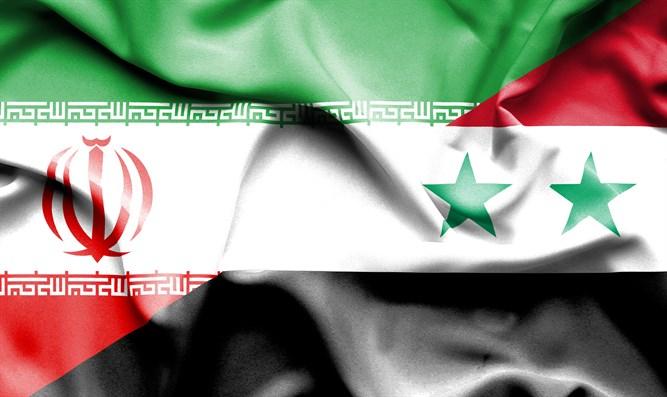 iran siria