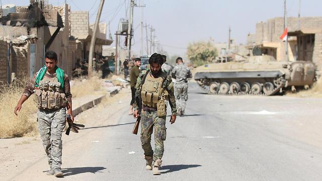 militares irak
