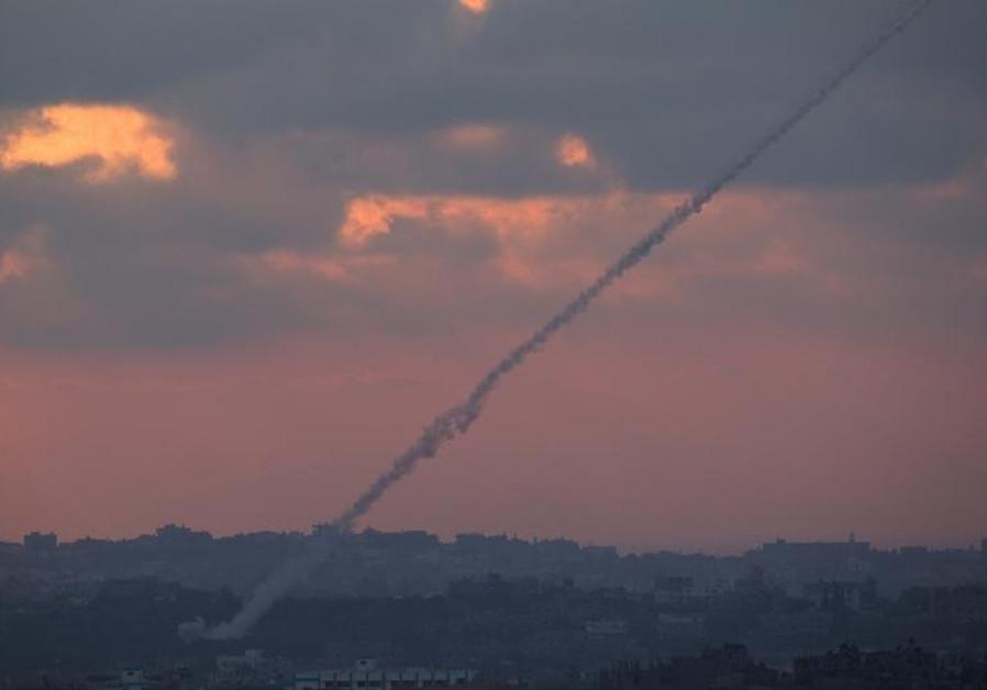misil gaza ashkelon
