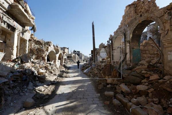 siria destruida