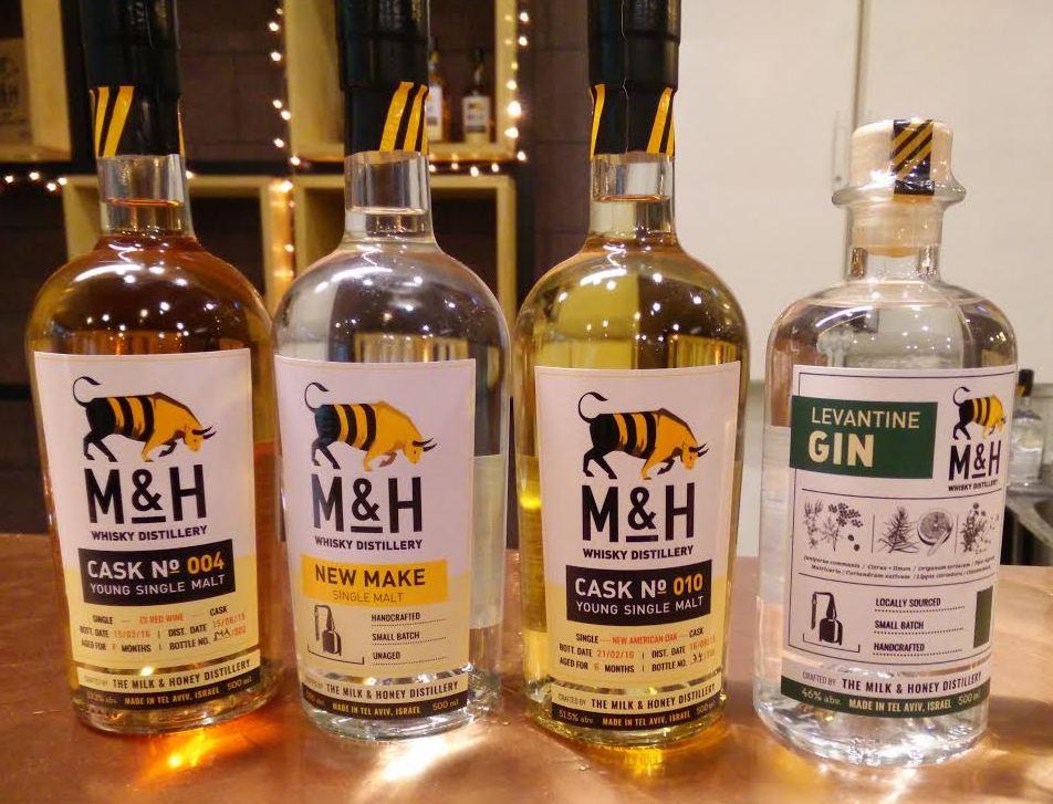 whisky milk honey