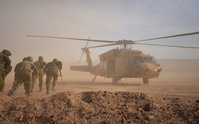 FDI helicoptero