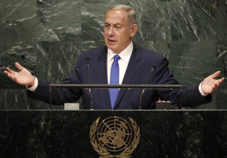 Netanyahu ONU2