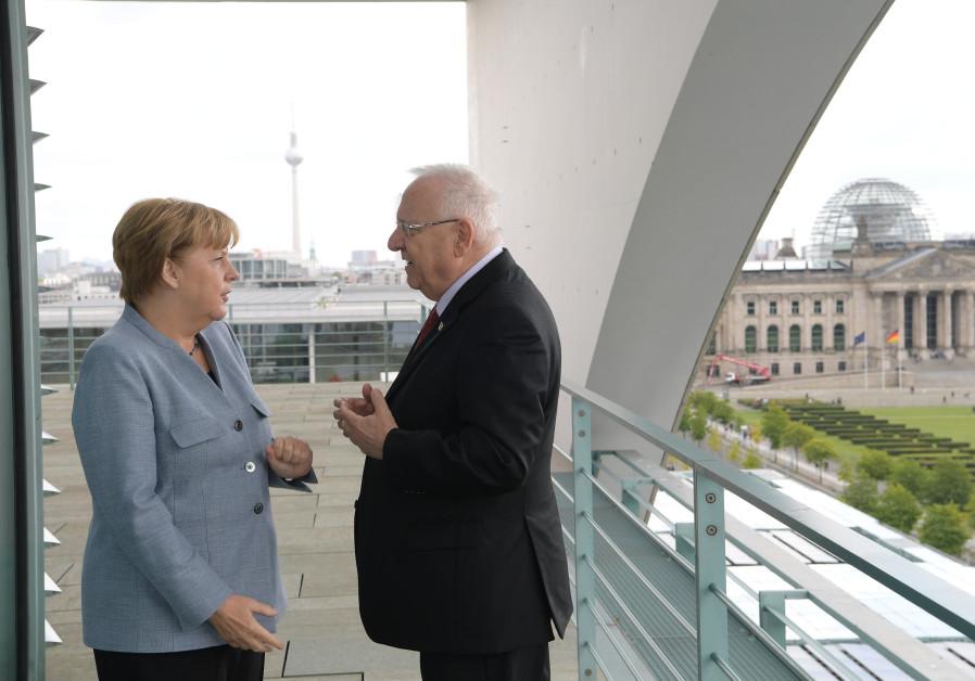 Rivlin Merkel