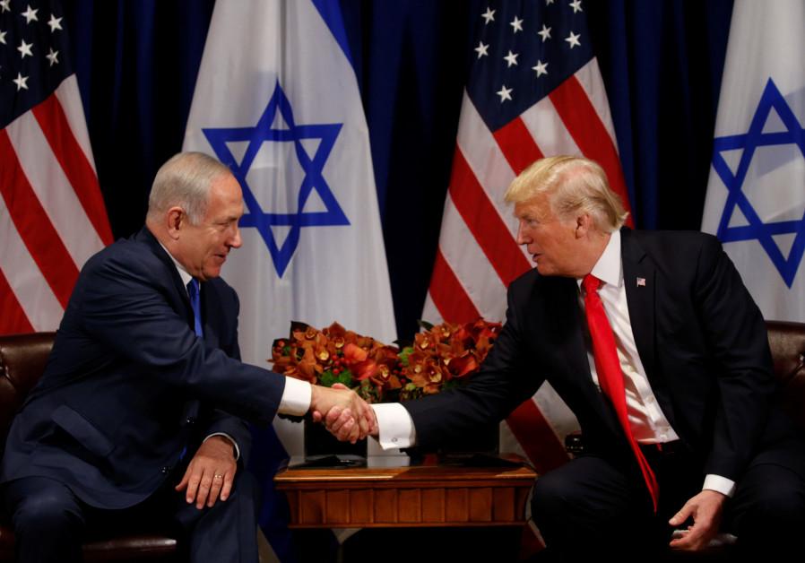 Trump Netanyahu2