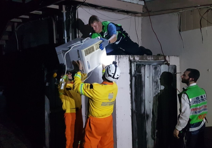 Voluntarios huracan miami