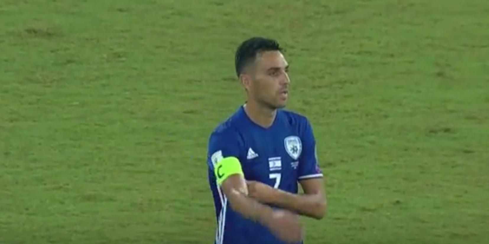 futbol israel capitan