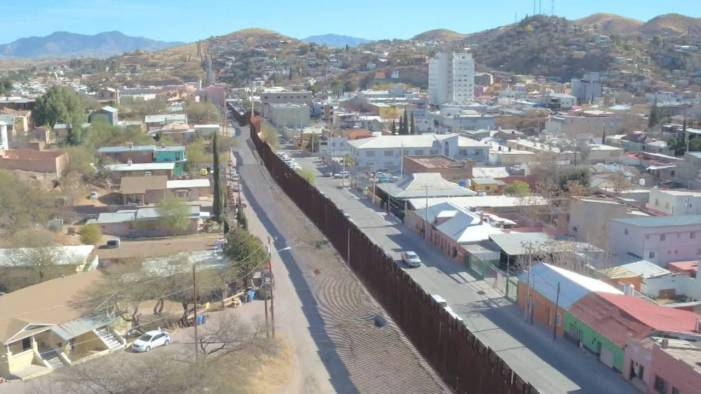 """Resultado de imagen para Empresa israelí construirá el prototipo del """"Muro"""" fronterizo México-Estados Unidos"""