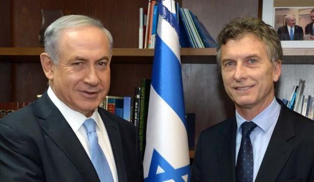 Netanyahu y Macri en sintonía por los atentados y la muerte de Nisman