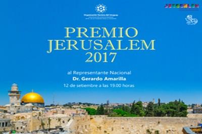 premio jerusalem