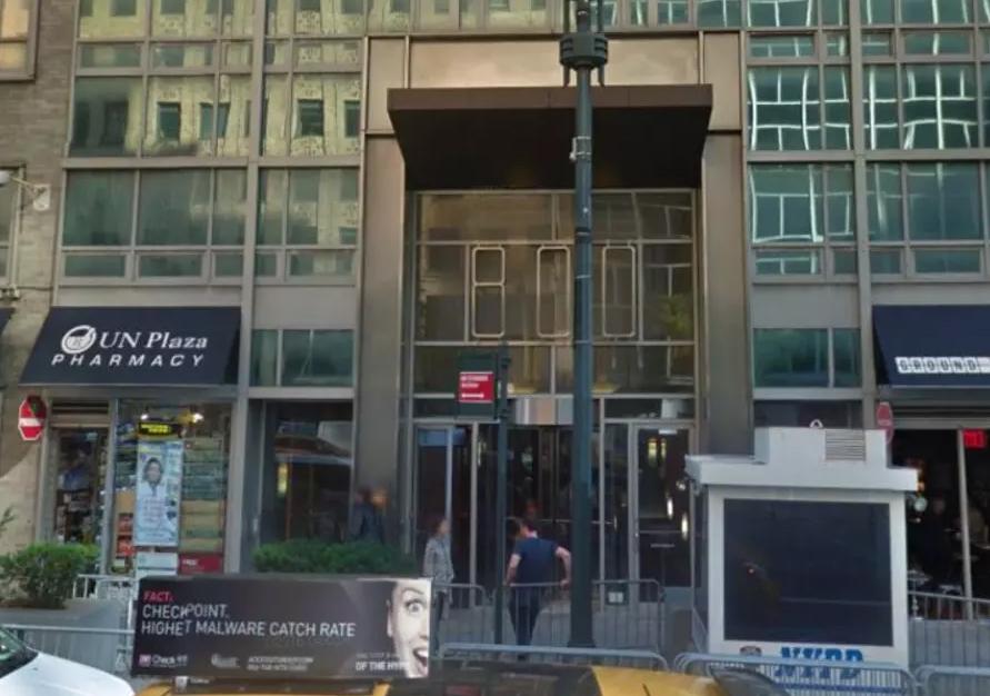 Consulado Israel NY