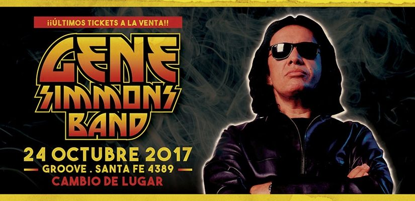 Gene Simmons buenos aires