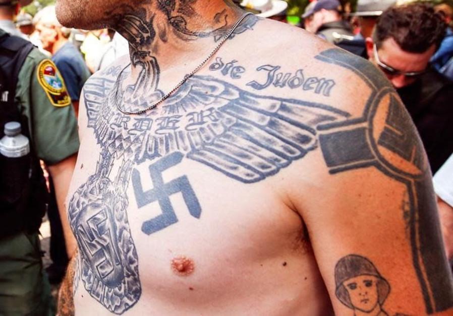 Nazi cuerpo