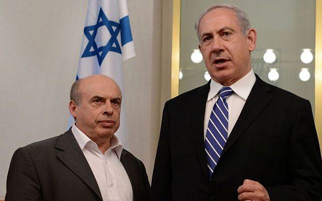 Netanyahu Sharansky