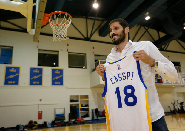 GOLDEN STATE WARRIORS OMRI CASSPI