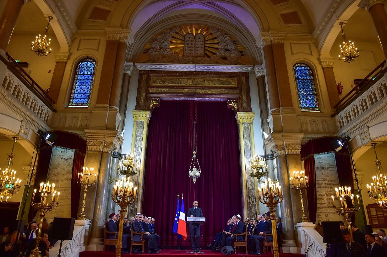 Philippe Edouard sinagoga Buffault