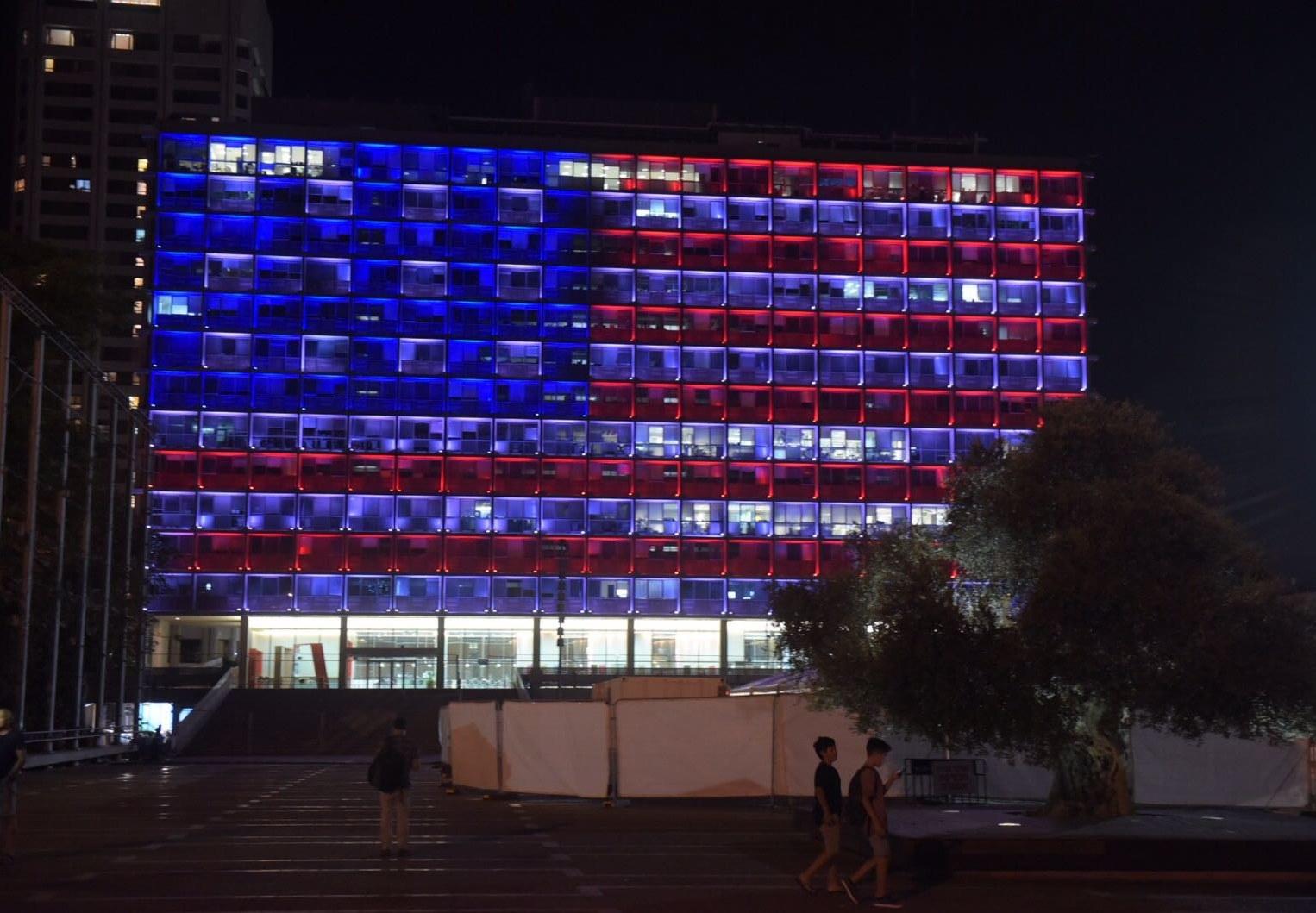 Tel Aviv USA