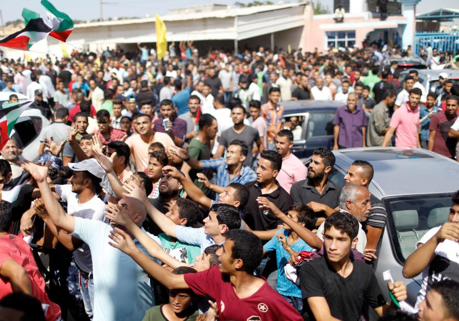 autoridad en Gaza