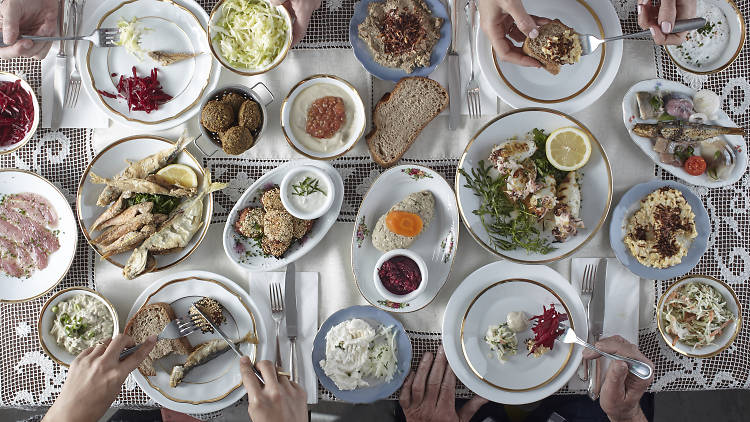 comida judia