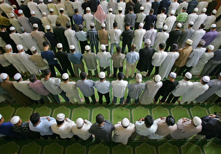 islam rezando